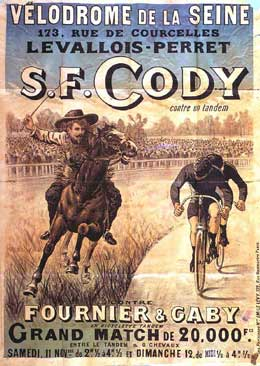 SF Cody Poster